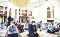 Kernek Karagözlüler Cami'nin resmi açılışı yapıldı