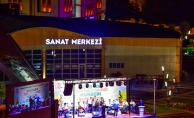Malatya'da arabada Türk Halk Müziği konseri düzenlendi