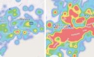 Malatya'da korkutan tablo! Harita 15 günde kırmızıya dönüştü!