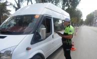 Malatya'da korsan servisçilere ceza yağdı! 21 bin 824 TL!