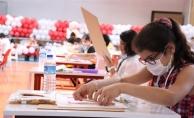 Malatya'da Deneyap sınavına 437 genç katıldı