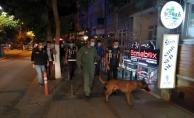 Malatya'da narkotik uygulaması: 10 kişi yakalandı
