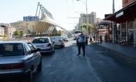 Trambüs güzergahına park edenlere uyarı