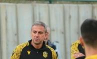 Yeni Malatyaspor kampında Hamza Hamzaoğlu kanunları