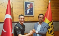 Yeni Malatyaspor, Zuqui ile sözleşme imzaladı