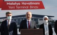Bakan Karaismailoğlu Malatya'da duyurdu: 27,2 milyar dolara yükseldi!