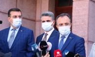 Bakan Yardımcısı Çataklı, Malatya'da deprem sonrası yürütülen çalışmaları değerlendirdi