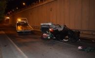 Malatya'da feci kaza: 2 kişi ağır yaralandı