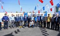 Malatya'nın yeni Doğu Garajı törenle hizmete açıldı