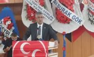 """MHP Genel Başkan Yardımcısı Aydın Malatya'da konuştu... """"Yunanistan'ı maşa olarak sahaya sürüyorlar"""""""