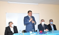 """""""Malatya'da 2 yılda asfaltsız yerleşim yeri kalmayacak"""""""