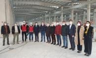 Kızılayın Malatyadaki 3 fabrikası 2021de faaliyete geçecek