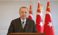 """Erdoğan: """"2021 yılını her anlamda yeni bir şahlanış yılı haline getireceğiz"""""""