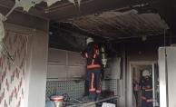 Ev ve çatı yangını!..