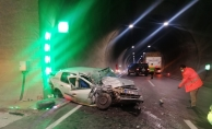 Malatya yolunda feci kaza: 1 yaralı!