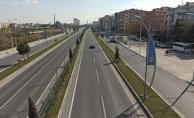 Malatya sokakları 1 ay aradan sonra yeniden boş