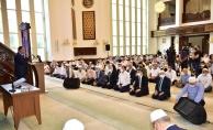 Malatya'da, Kur'an-ı Kerim'i Güzel okuma yarışması Türkiye finali heyecanı
