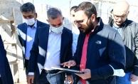 Başkan Çınar, Yakınca Spor Adası içerisindeki spor yatırımlarını inceledi
