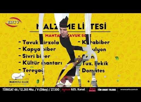 MARİFETLİ ELLER - BÖLÜM - 27 - MANTARLI TAVUK SOTE