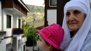 Malatya'da insan manzaraları
