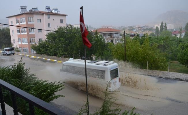 Meteoroloji sağnak yağış için uyardı!
