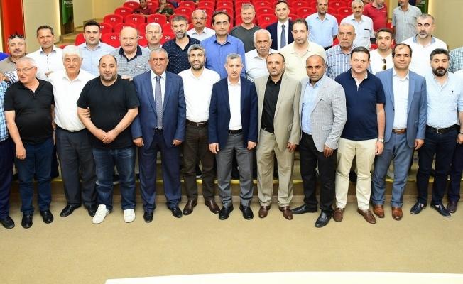 Yeşilyurt Belediyespor 2 ismin istifasıyla sarsıldı