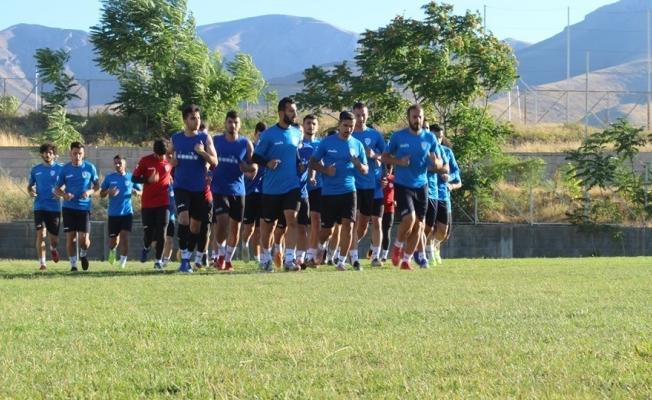 Yeşilyurt Belediyespor'da Soma maçı hazırlıkları sürüyor