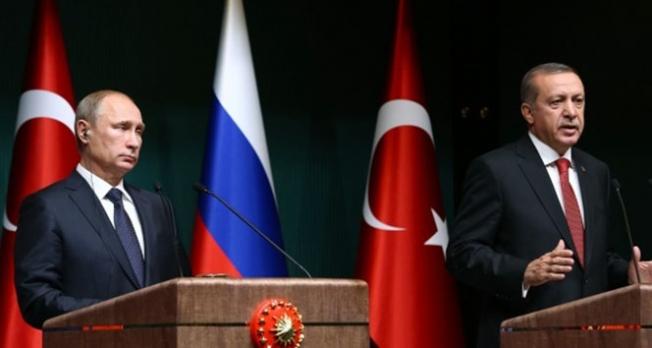 Hain saldırı sonrası Cumhurbaşkanı Erdoğan ile Putin görüştü!