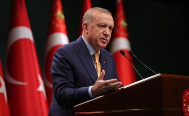 Erdoğan kabine toplantısı sonrası açıkladı! Mevcut uygulama devam edecek!