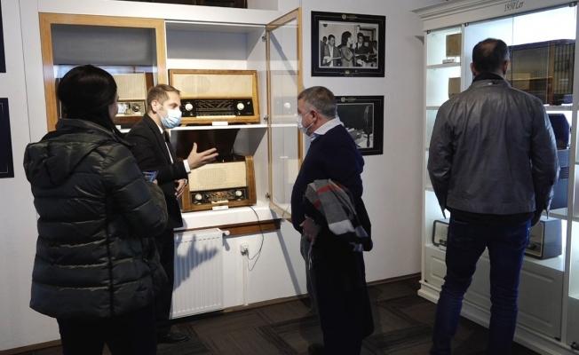 Gurmeler Malatya'daki müze ve el işi ürünlere hayran kaldı