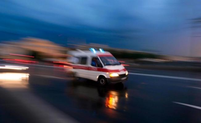 Kalp krizi geçiren köy korucusu hayatını kaybetti