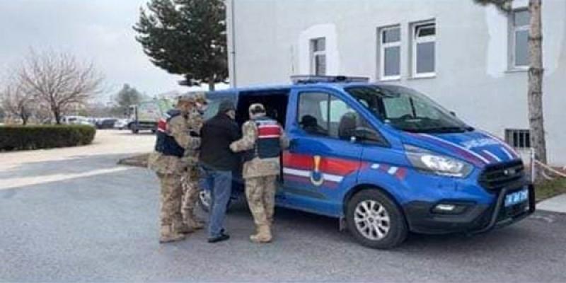 Malatya'da FETÖ operasyonu: 1 gözaltı