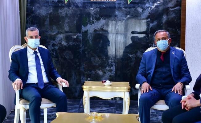 Başkan Çınar, muhtarları ağırladı