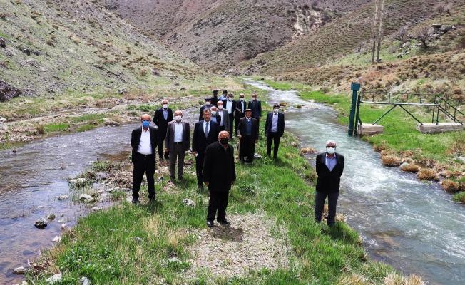 Bölge halkı talep etti, Bakan müjdeyi verdi! Baraj yapılıyor!