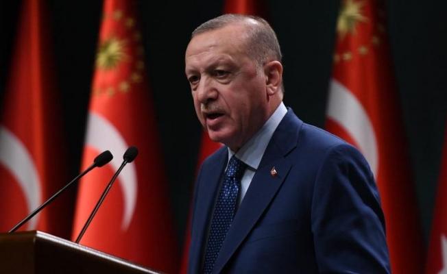 Cumhurbaşkanı Erdoğan'dan Dendias tepkisi