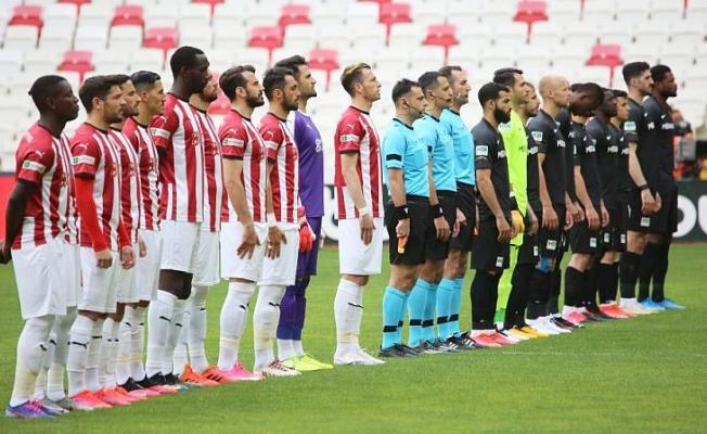 HYMS Sivas'ta son dakikalarda yıkıldı: 1-0