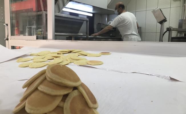Malatya'da yassı kadayıfa Ramazan ilgisi