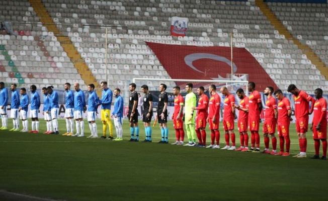 Yeni Malatyaspor, B.B Erzurumspor'a uzatmada yenildi! 1-0