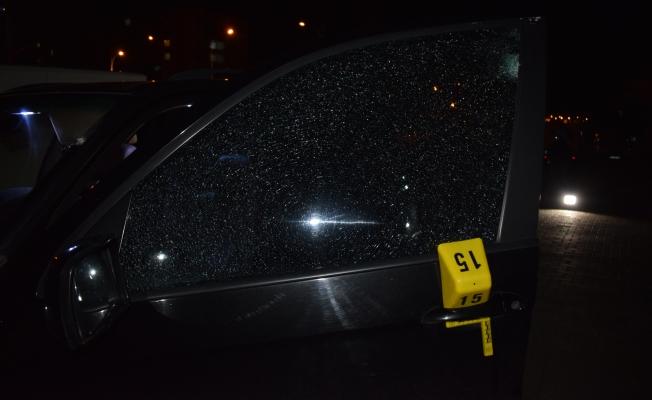 Malatya'da iki ayrı olayda 1 kişi yaralandı, çok sayıda araç da isabet aldı
