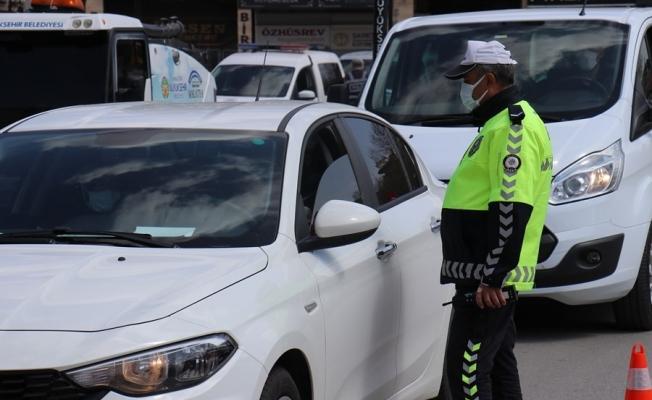 Malatya'da kısıtlamaya uymayan 91 kişiye ceza!