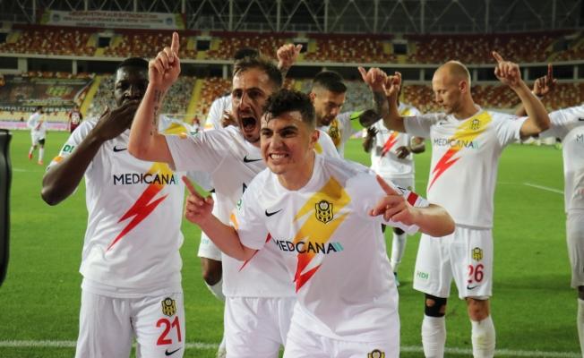 Süper Lig: Yeni Malatyaspor: 1 - Hatayspor: 1