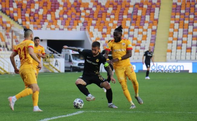 Yeni Malatyaspor, 5 maçtır sahasında kaybetmiyor