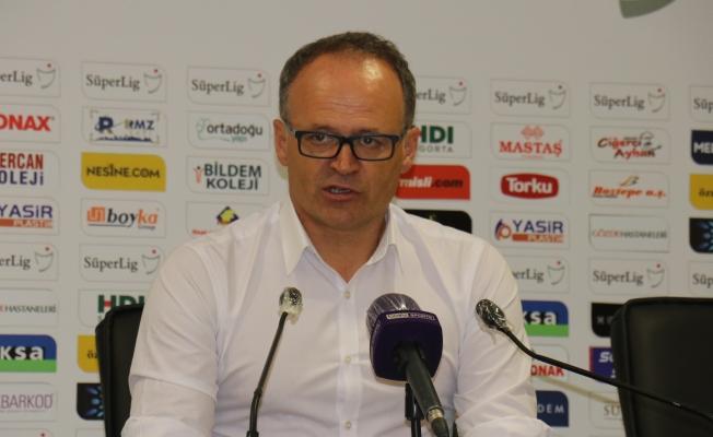 Yeni Malatyaspor, İrfan Buz ile 1 yıllık sözleşme imzaladı