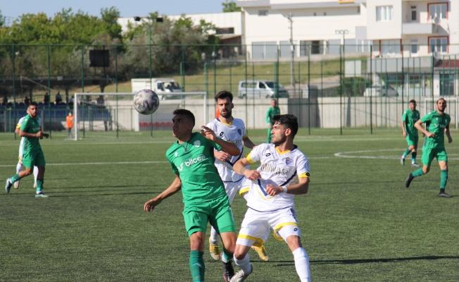 Yeşilyurt, eksik rakibine avantajı eliyle verdi: 1-2