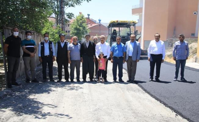 Battalgazi Belediyesi'nden 7 sokağa dev yatırım