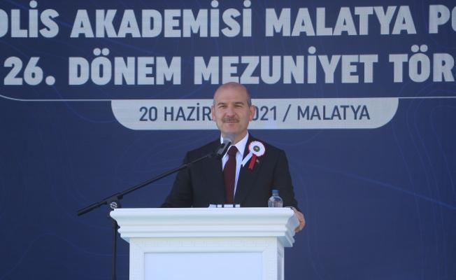 """İçişleri Bakanı Soylu: """"Türkiye'de PKK terör örgütünün militan sayısını 255'in altına getirdiğimizi biliyoruz"""""""