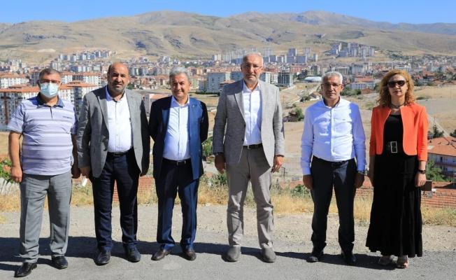 Kahtalı: Şehit Fevzi Mahallesi'nde yeni bir yaşam başlayacak