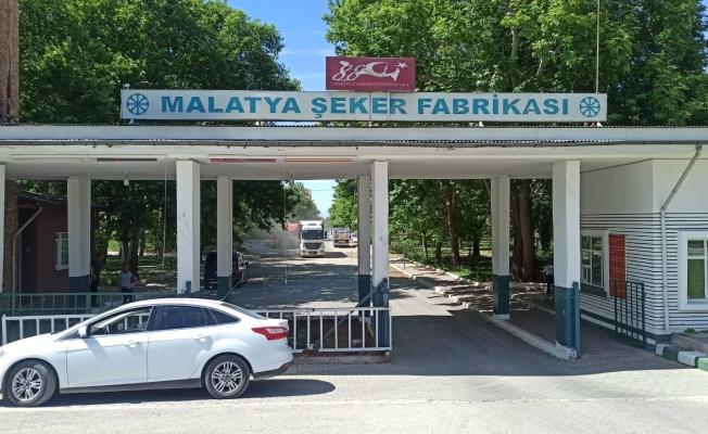 Malatya Şeker Fabrikası'ndan tarihi rekor! 15 fabrika arasında birinci oldu!