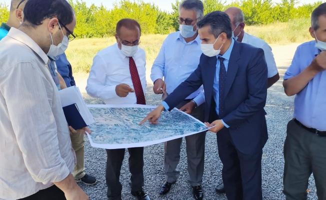MASKİ, Yazıhan'ın içme suyu sorununu çözüyor