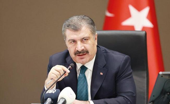 Sağlık Bakanı Fahrettin Koca'dan müjdeler! Spor müsabakaları seyircili oynanabilecek…
